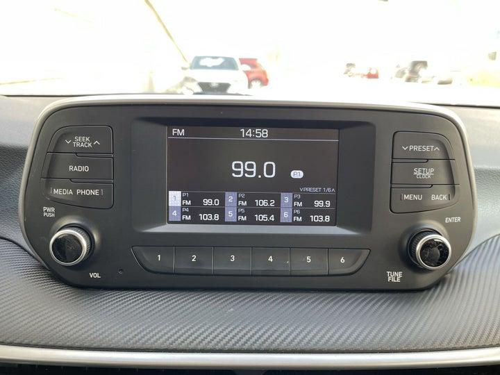 Hyundai Tucson-INFOTAINMENT SYSTEM