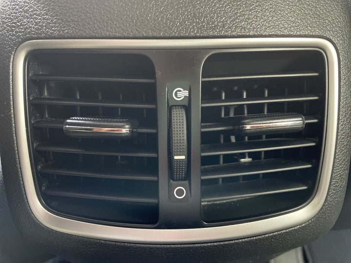 Hyundai Tucson-REAR AC VENT