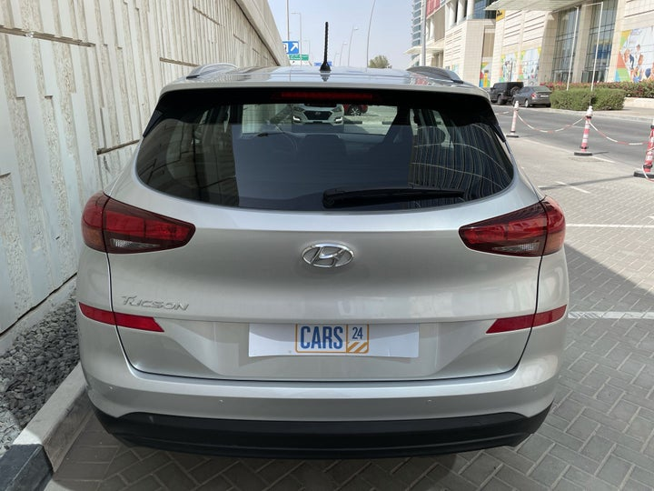 Hyundai Tucson-BACK / REAR VIEW
