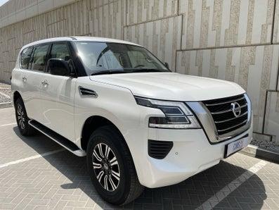 2020 Nissan Patrol XE
