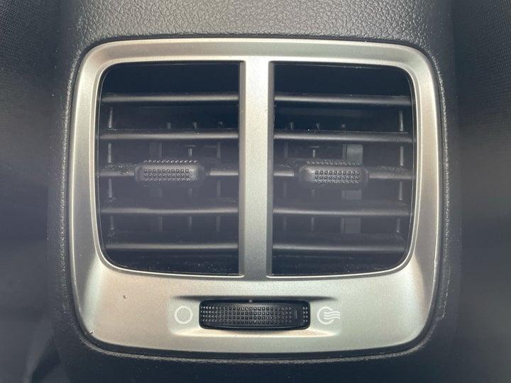 Hyundai Accent-REAR AC VENT