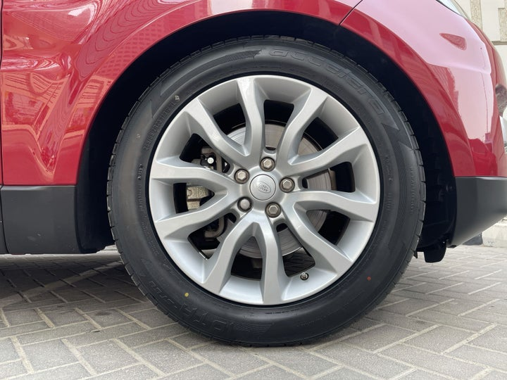 Land Rover Range Rover Sport-RIGHT FRONT WHEEL