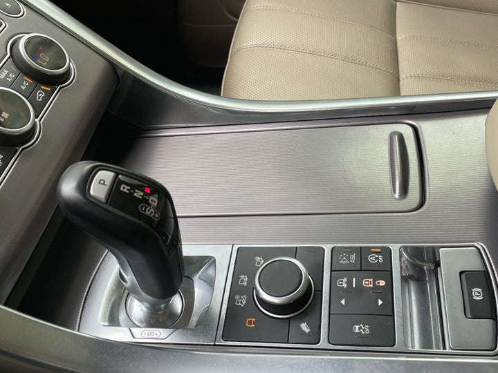 Land Rover Range Rover Sport-GEAR LEVER