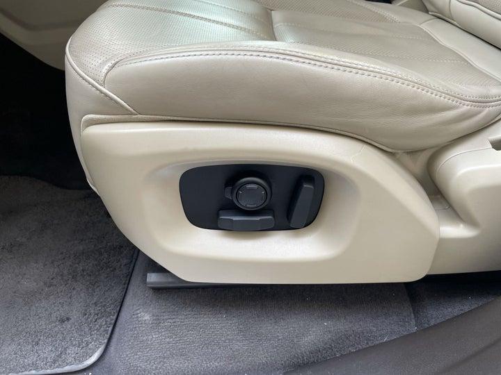 Land Rover Range Rover Sport-DRIVER SIDE ADJUSTMENT PANEL