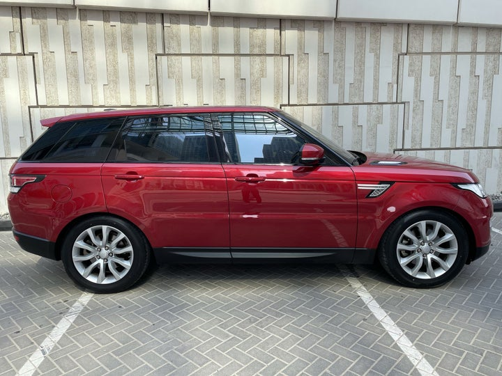 Land Rover Range Rover Sport-RIGHT SIDE VIEW