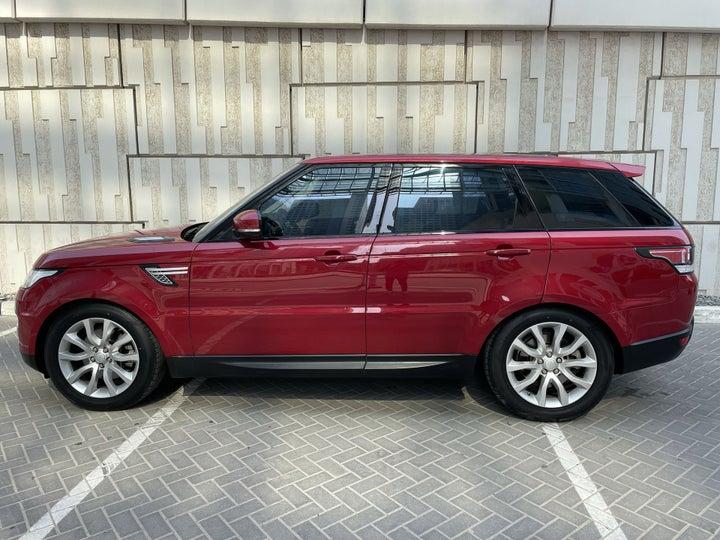 Land Rover Range Rover Sport-LEFT SIDE VIEW