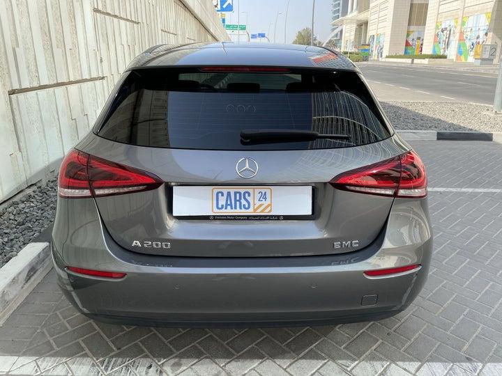 Mercedes Benz A-Class-BACK / REAR VIEW
