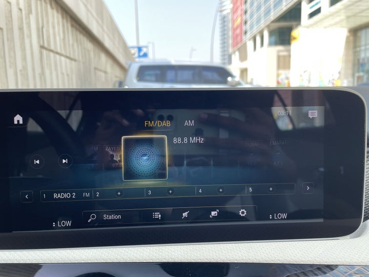 Mercedes Benz A-Class-INFOTAINMENT SYSTEM