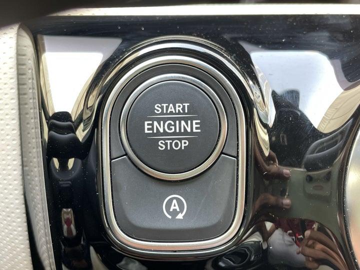 Mercedes Benz A-Class-KEYLESS / BUTTON START