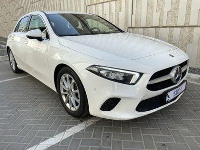 2019 Mercedes Benz A-Class A200