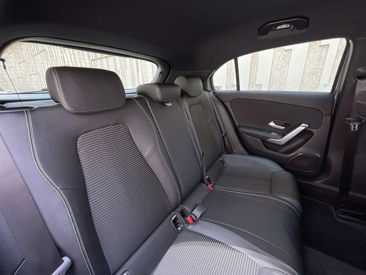 Mercedes Benz A-Class-RIGHT SIDE REAR DOOR CABIN VIEW