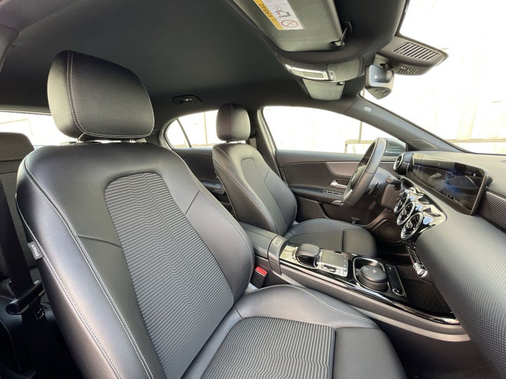 Mercedes Benz A-Class-RIGHT SIDE FRONT DOOR CABIN VIEW
