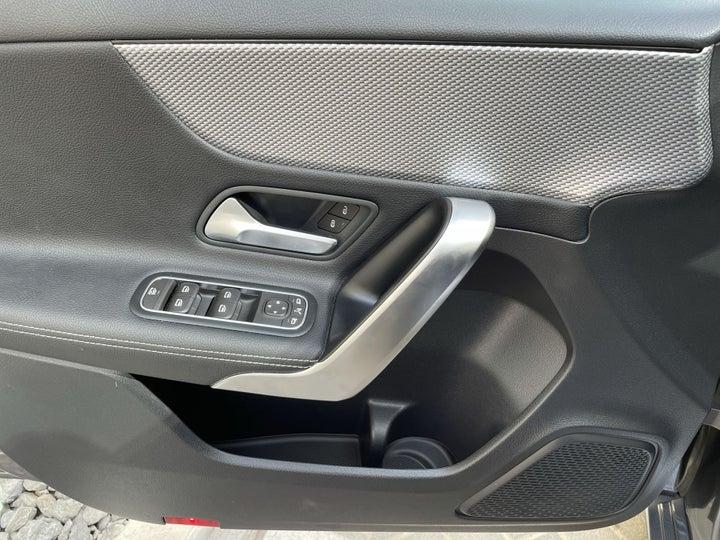 Mercedes Benz A-Class-DRIVER SIDE DOOR PANEL CONTROLS