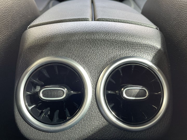 Mercedes Benz A-Class-REAR AC VENT