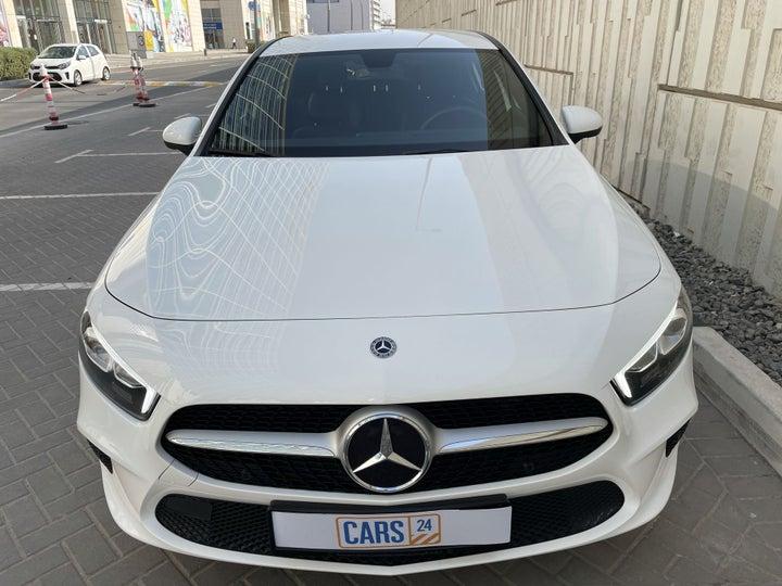 Mercedes Benz A-Class-FRONT VIEW