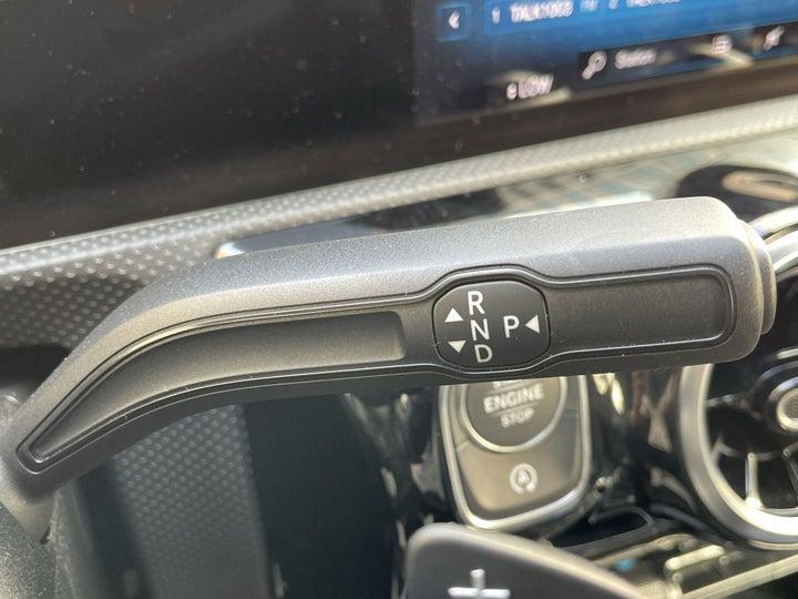 Mercedes Benz A-Class-GEAR LEVER