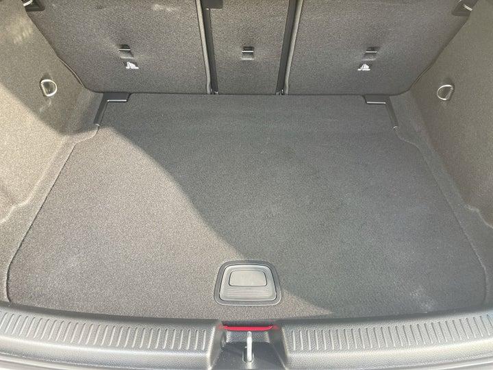 Mercedes Benz A-Class-BOOT INSIDE VIEW