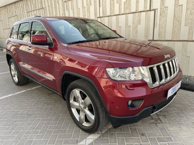 2013 Jeep Grand Cherokee 5.7 LIMITED