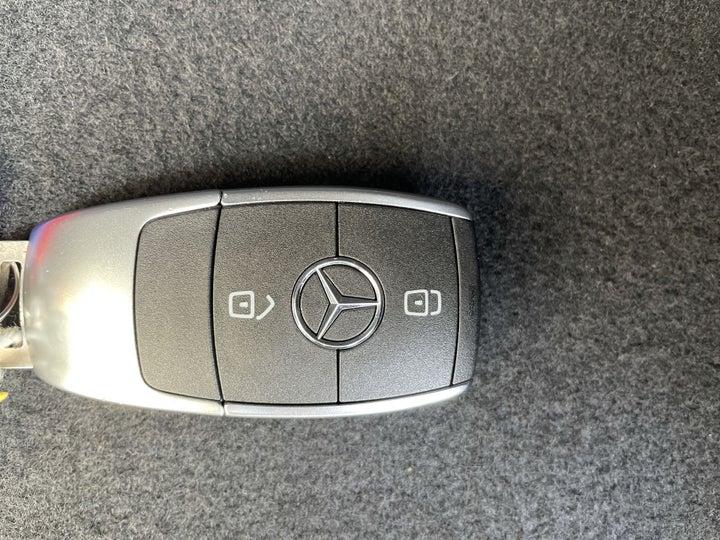 Mercedes Benz A-Class-KEY CLOSE-UP