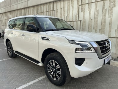 2020 Nissan Patrol XE SPECIAL