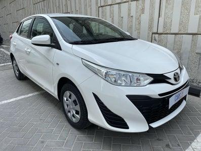 2019 Toyota Yaris SE