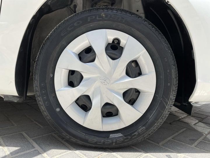Toyota Yaris-RIGHT FRONT WHEEL
