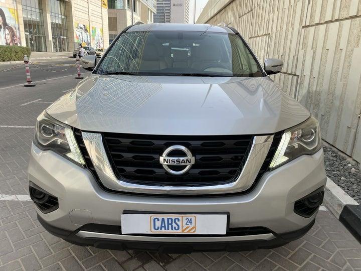 Nissan Pathfinder-FRONT VIEW