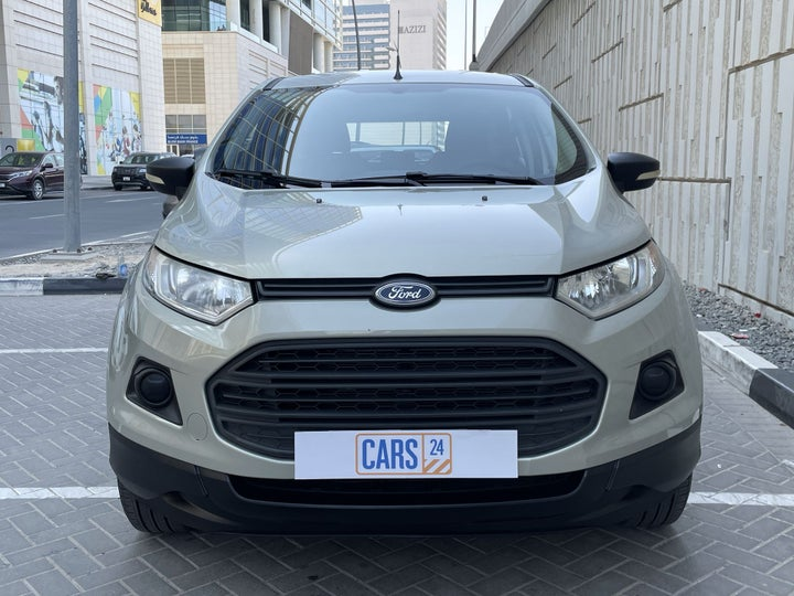 Ford EcoSport-FRONT VIEW