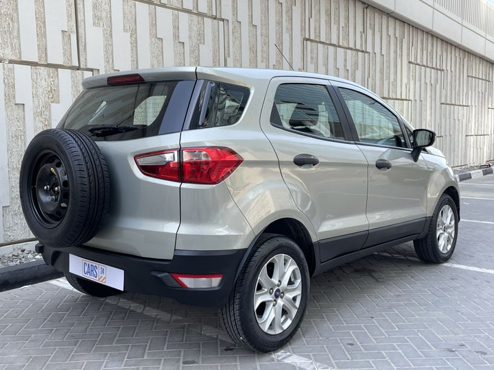 Ford EcoSport-RIGHT BACK DIAGONAL (45-DEGREE VIEW)