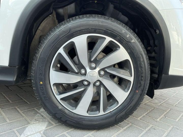 Mitsubishi ASX-RIGHT FRONT WHEEL