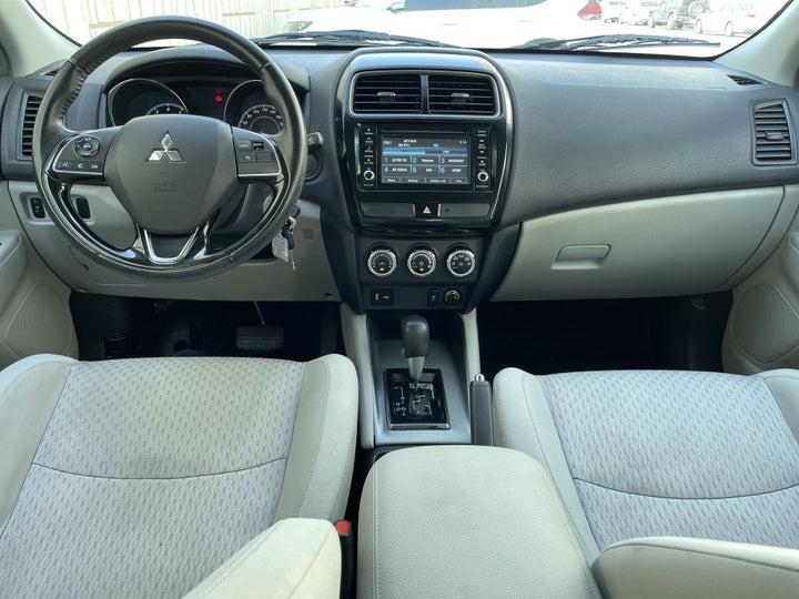 Mitsubishi ASX-DASHBOARD VIEW