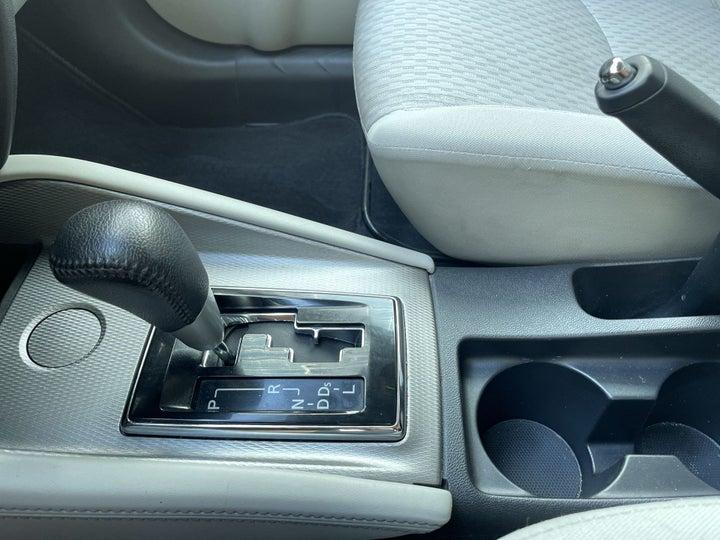 Mitsubishi ASX-GEAR LEVER