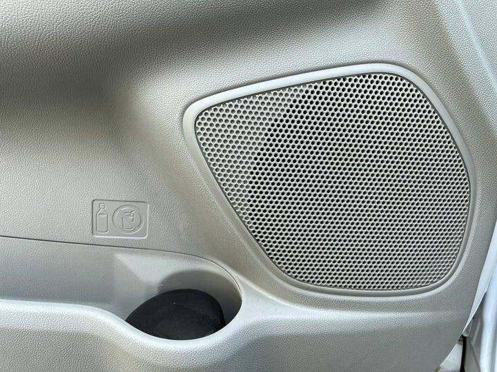 Mitsubishi ASX-SPEAKERS