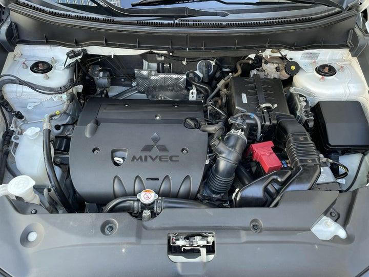 Mitsubishi ASX-OPEN BONNET (ENGINE) VIEW