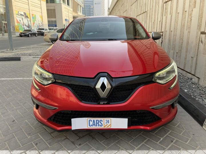 Renault Megane-FRONT VIEW