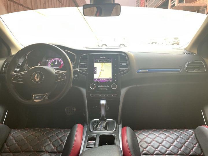 Renault Megane-DASHBOARD VIEW