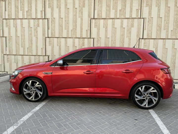 Renault Megane-LEFT SIDE VIEW