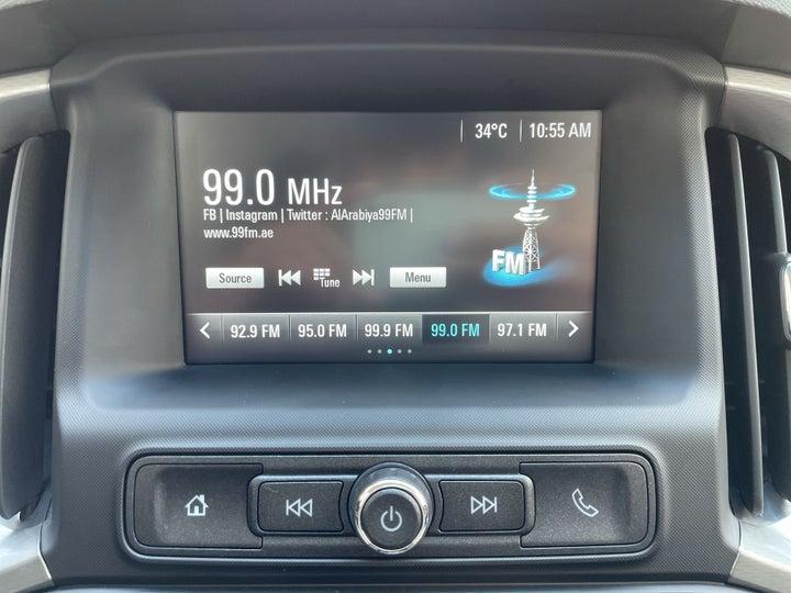 Chevrolet Trailblazer-INFOTAINMENT SYSTEM