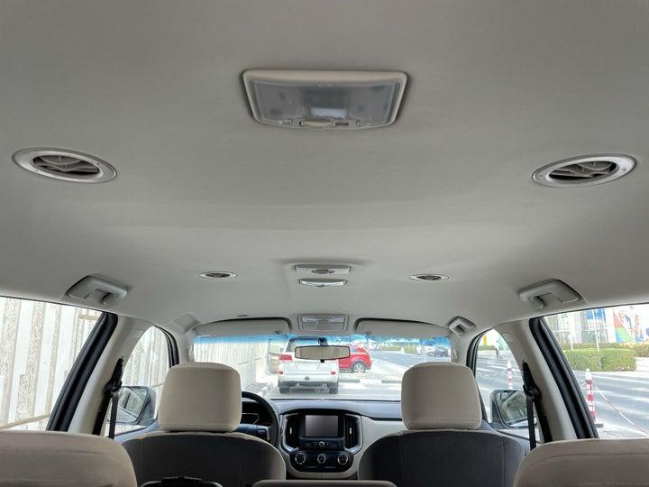 Chevrolet Trailblazer-REAR AC VENT