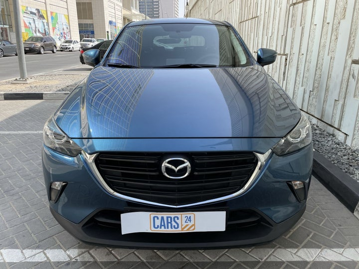 Mazda CX 3-FRONT VIEW