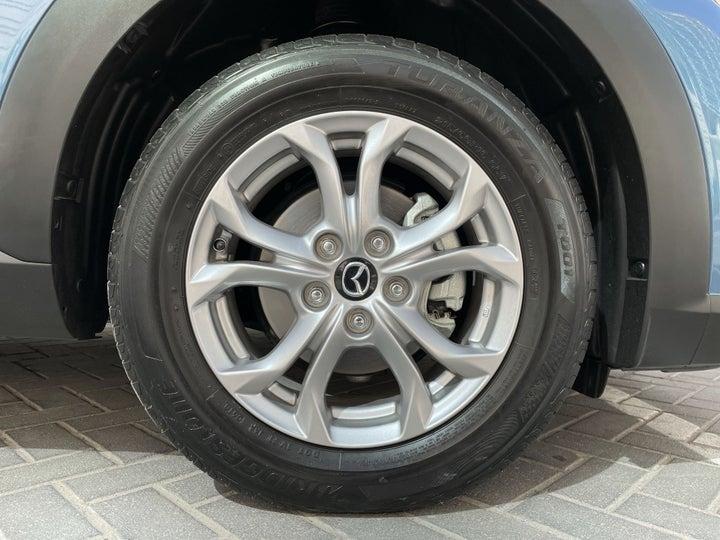Mazda CX 3-RIGHT FRONT WHEEL