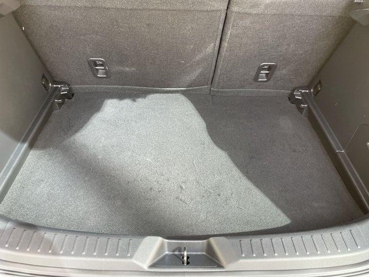 Mazda CX 3-BOOT INSIDE VIEW