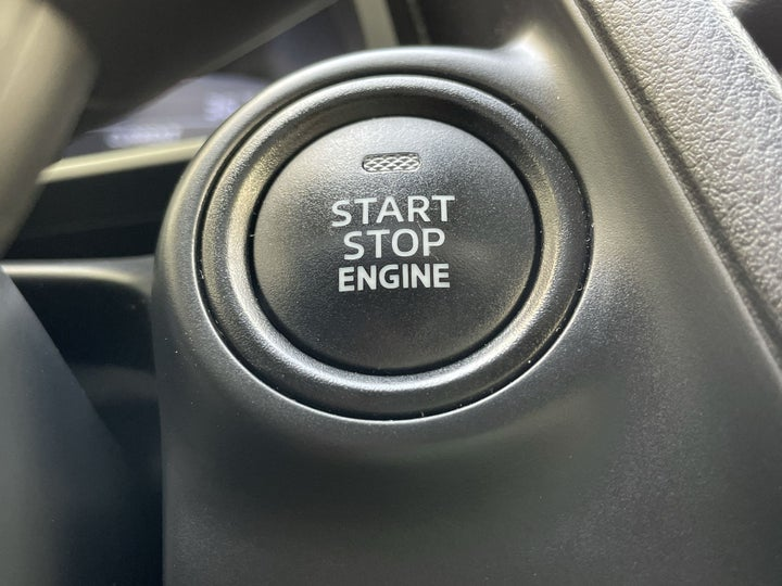 Mazda CX 3-KEYLESS / BUTTON START