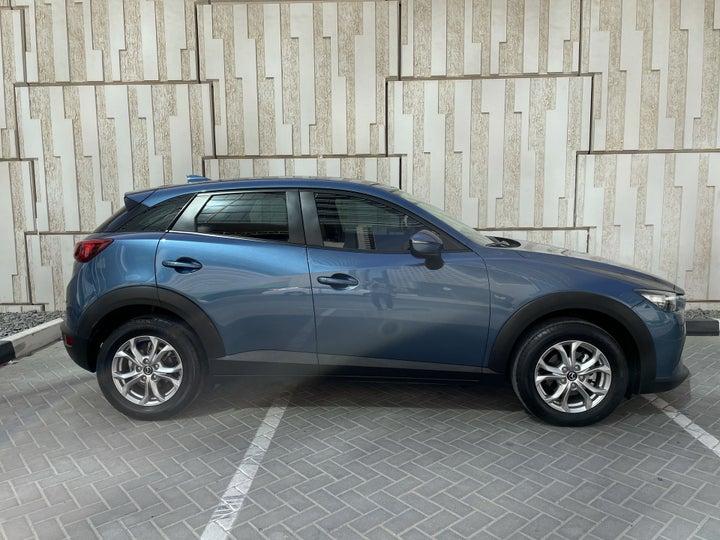 Mazda CX 3-RIGHT SIDE VIEW