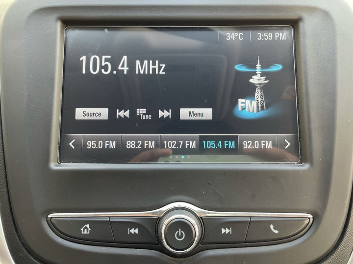 Chevrolet Equinox-INFOTAINMENT SYSTEM