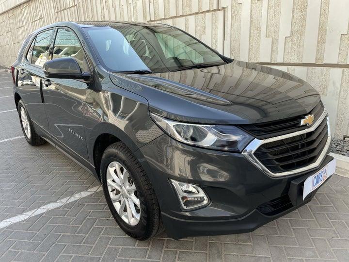 Chevrolet Equinox-RIGHT FRONT DIAGONAL (45-DEGREE) VIEW