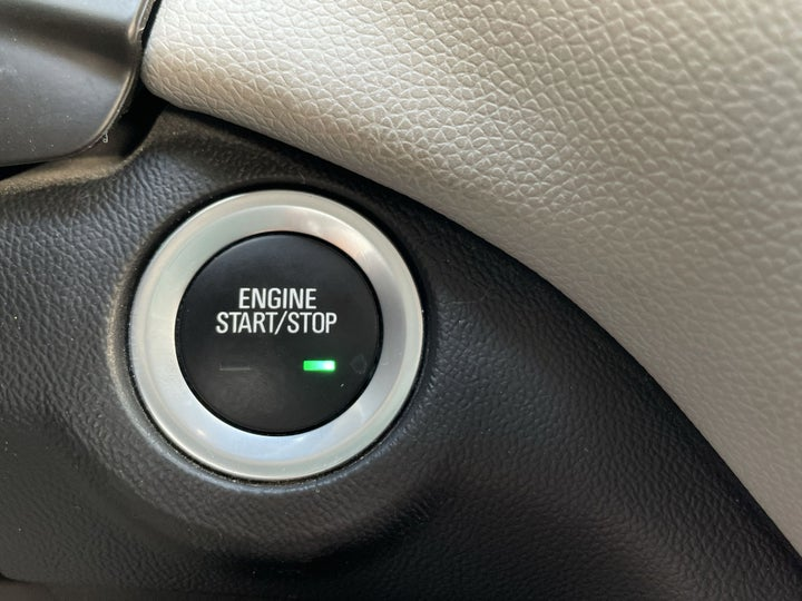 Chevrolet Equinox-KEYLESS / BUTTON START