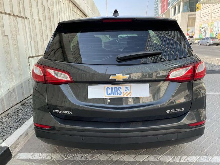 Chevrolet Equinox-BACK / REAR VIEW