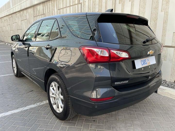 Chevrolet Equinox-LEFT BACK DIAGONAL (45-DEGREE) VIEW