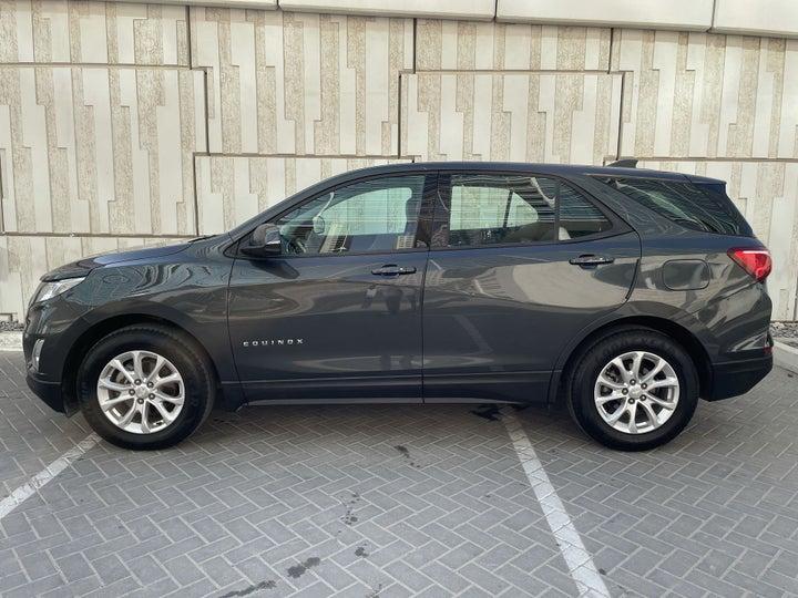Chevrolet Equinox-LEFT SIDE VIEW